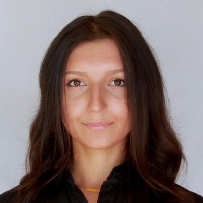 ACPHS Graduate Victoria Ostrovskiy