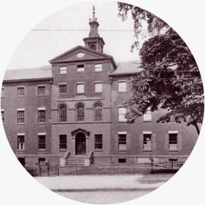This building was the original home of Albany College of Pharmacy 9a251f2e5