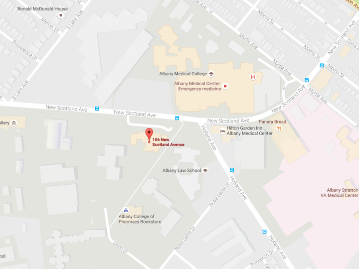 Contact Visitor Information Albany College Of Pharmacy And - College of pharmacy us map